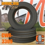 "Crawler Innovations Deuce's Wild Single Stage Heavy Weight for 3.8 Tires 7.50"" - 7.25"" Tall Foam Pair (2)"