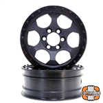 "Crawler Innovations 2.2"" 6 Bolt Comp Wheels, 1"" Width (2)"