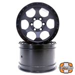 "Crawler Innovations 2.2"" 6 Bolt Comp Wheels, 1.5"" Width (2)"