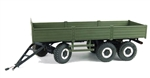 Cross-RC Articulated 3-Axle Trailer Kit T005
