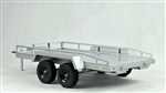 Cross-RC Twin-Axle Flatbed Trailer Kit T006