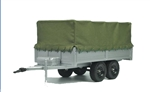 Cross-RC Utility Trailer Kit T007