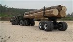 Cross-RC T835U Timber Trailer for UC6 and BC8