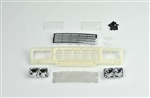 Cross-RC Main Grille Kit (Square Headlights) SG4