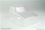 Cross-RC Clear Body Cab for SR4