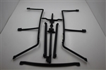 Cross-RC Roll Cage Assembly: FR4