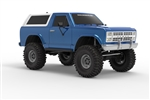 Cross-RC AT4 EMO 4x4 RTR Crawler - Blue