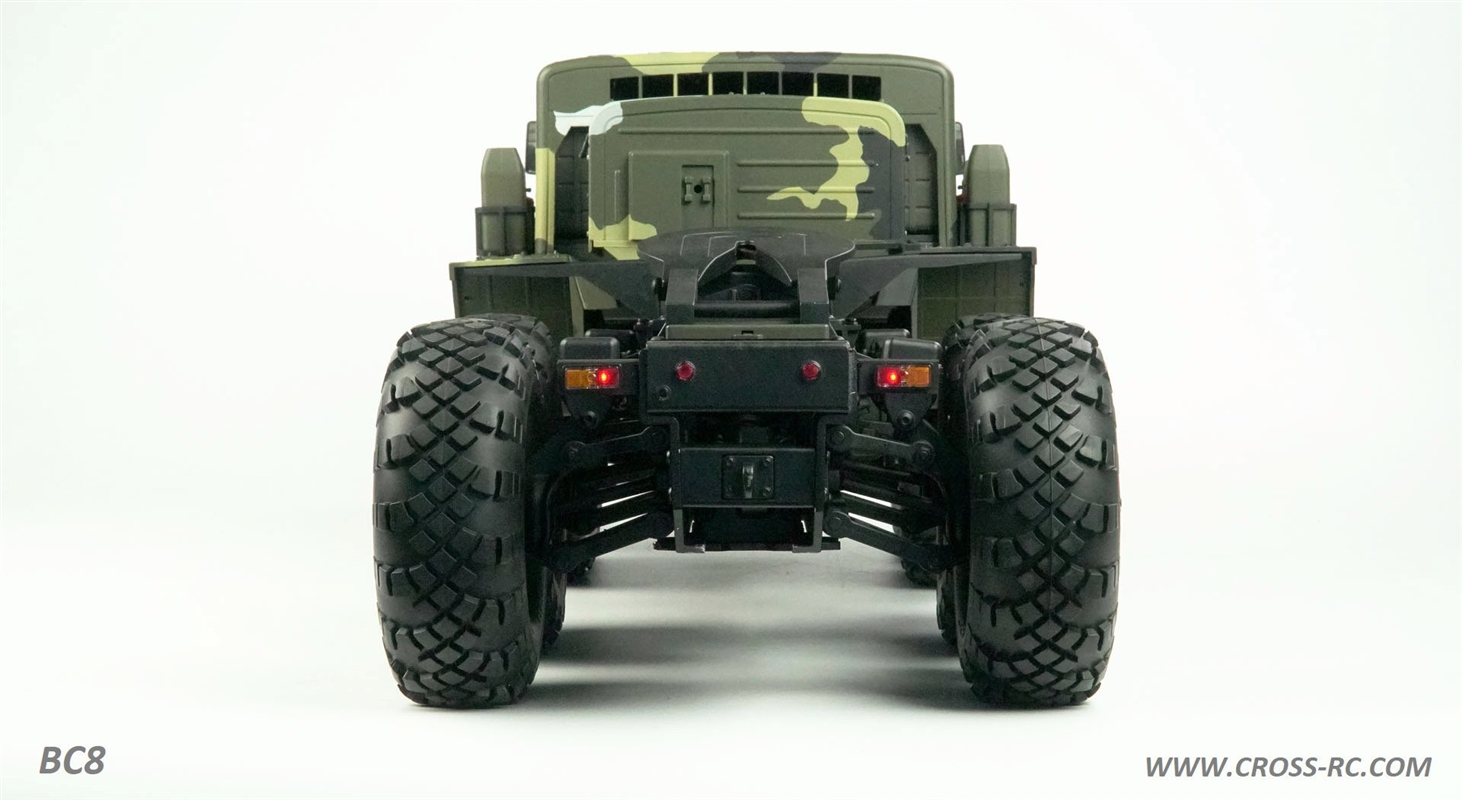 Cross Rc Bc8 Mammoth 1 12 Scale 8x8 Off Road Military Truck Kit From Scratch Trailer Akaa Reason To Buy A Welder Page 2 Flagship Version