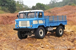 Cross-RC GC4 Truck Crawler Kit 1/10 Scale 4x4