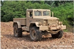 Cross-RC HC4 Off Road Military Truck Kit 1/12 Scale 4x4