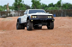Cross-RC PG4L Dually Pickup Truck Crawler Kit 1/10 Scale 4x4 2-Speed