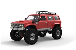 Cross-RC SU4C Demon 4x4 Crawler Kit w/ Hard Body SUV 1/10 Scale - Version C