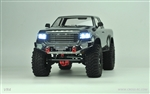 Cross-RC VR4 Demon 4x4 Full Metal Crawler Kit with Lexan Body - Version C