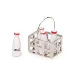 Darice Timeless Minis - Milk Crate and Bottles