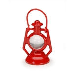 Darice Timeless Minis - Red Lantern - 1-1/2 inches