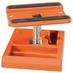 Duratrax Pit Tech Deluxe Car Stand Orange