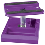 Duratrax Pit Tech Deluxe Car Stand Purple