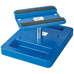 Duratrax Pit Tech Deluxe Truck Stand Blue