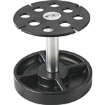 Duratrax Pit Tech Deluxe Shock Stand Black