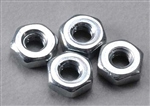 Du-Bro Hex Nuts 2mm (4)