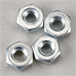 Du-Bro Hex Nuts 2.5mm (4)