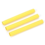 "Du-Bro 1/4"" Dia. Heat Shrink Tubing Yellow"