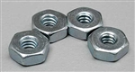 Du-Bro Steel Hex Nuts 4-40 (4)