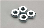Du-Bro Steel Hex Nuts 6-32 (4)