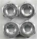 Du-Bro Steel Hex Nut 8-32 (4)