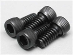 Du-Bro Socket Cap Screws 4-40x1/4 (4)