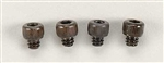 Du-Bro Socket Cap Screws 6-32x1/8 (4)