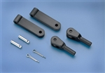 Du-Bro Heavy Duty Control Arms & Clevises (.91 & Above)