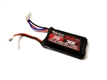Dynamite Reaction 350mAh 2S 7.4V LiPo Battery for SCX24
