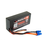 Dynamite Reaction 2.0 4000mAh 2S 7.4V 50C Shorty Hardcase LiPo Battery - EC3