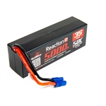 Dynamite Reaction 2.0 5000mAh 3S 11.1V 50C Hardcase LiPo Battery - EC3
