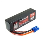 Dynamite Reaction 2.0 3S 11.1V 5000mAh 50C Hardcase LiPo Battery EC5