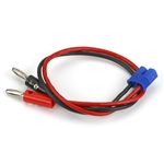"Dynamite EC3 Charge Lead with 12"" Wire & Jacks"
