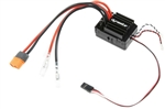 Dynamite Waterproof AE-5L Brushed ESC with LED Port Light and IC3