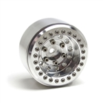 "Gear Head RC 1.55"" Classic 12-Hole Beadlock Wheels (4)"
