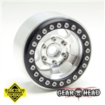Gear Head RC 1.9 BTR TT Beadlock Wheels (4)