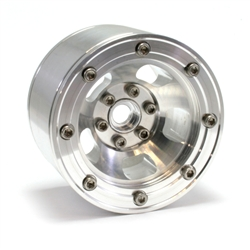 "Gear Head RC 2.2"" Slot Mag Aluminum Beadlock Wheels (4)"