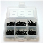 Gear Head RC M3 Socket Head Cap Screw 125 pc. Assortment