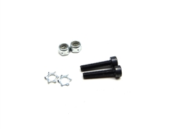 Gear Head RC M2 Light Bar Mounting Hardware Kit