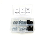 Gear Head RC Metric Nut 300 pc. Assortment