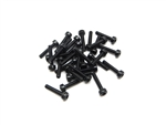 Gear Head RC M2 x 10 mm Alloy Socket Head Screws (30)