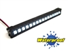 "Gear Head RC 1/10 Scale Trek Torch 5"" LED Light Bar - White"