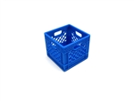 Gear Head RC 1/10 Scale Milk Crate - Blue (1)