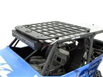 Gear Head RC 1/10 Scale Wraith Slim Line Roof Rack with Light Bar Mount