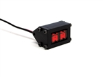 Gear Head RC 1/10 Scale Red LED Rear Lights (1)
