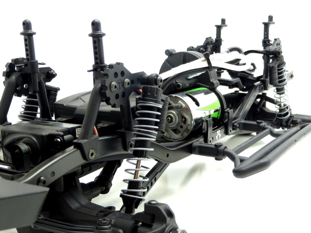 Gear Head RC SCX10 Lift Kit